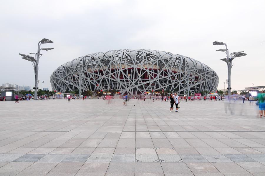 Ptačí hnízdo, Peking / Birds Nest, Beijing