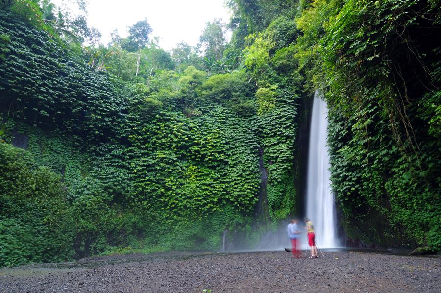 Jeden z nejlepších vodopádů, co jsem zatím viděl.