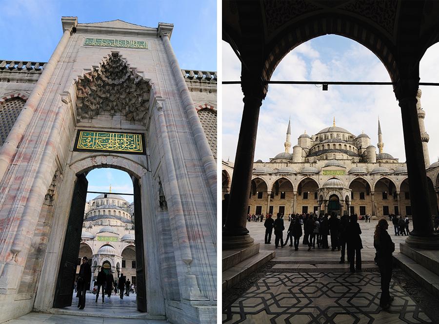 mešity, Istanbul, Turecko