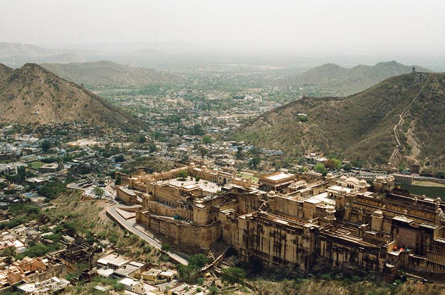 Indie, Jaipur - Amer Fort