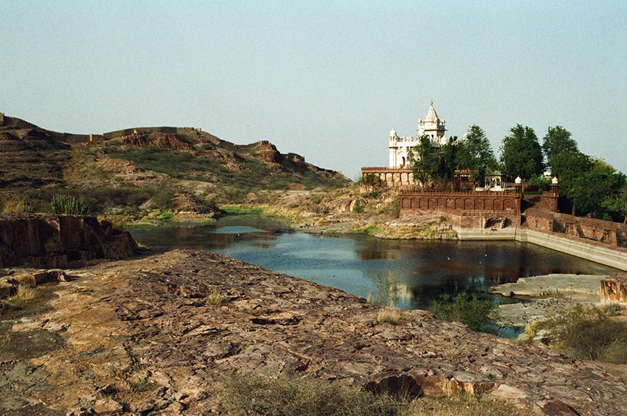Thárská poušť - Jodhpur, Indie