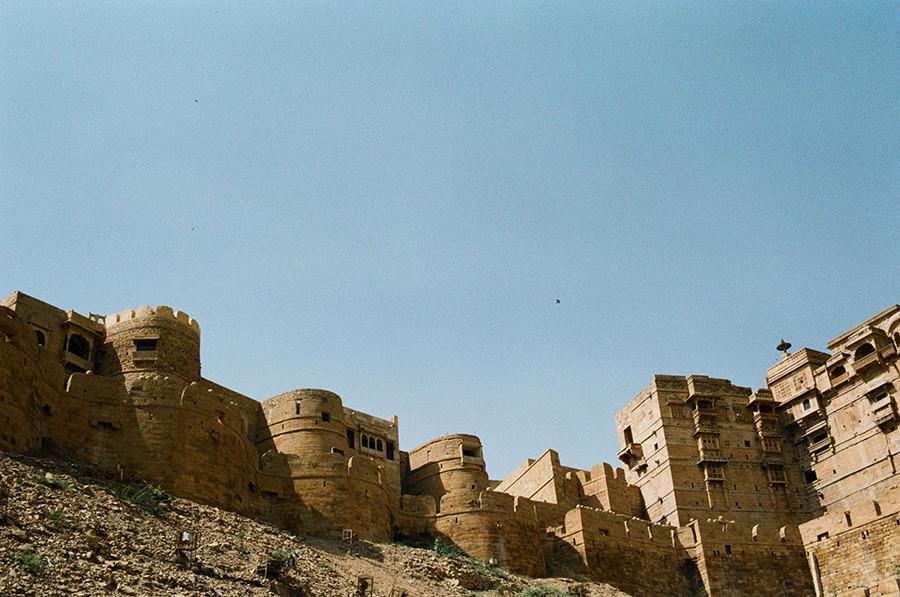 Jaisalmer Fort - Jaisalmer, Indie