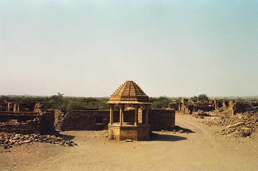 Kuldhara, Indie