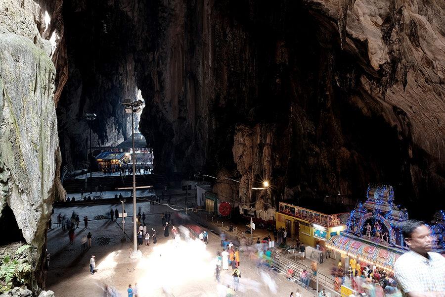 Batu Caves, Malajsie