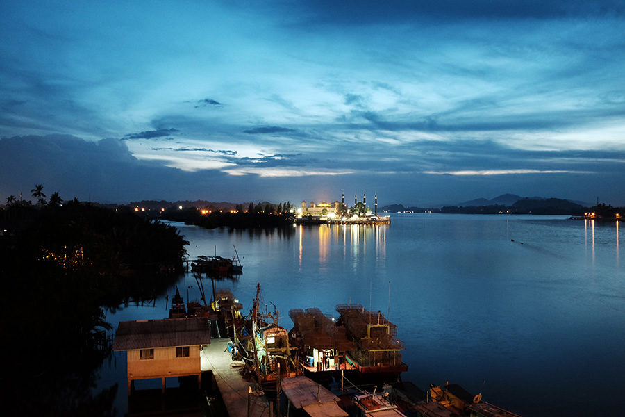 Kuala Terengganu, Malajsie