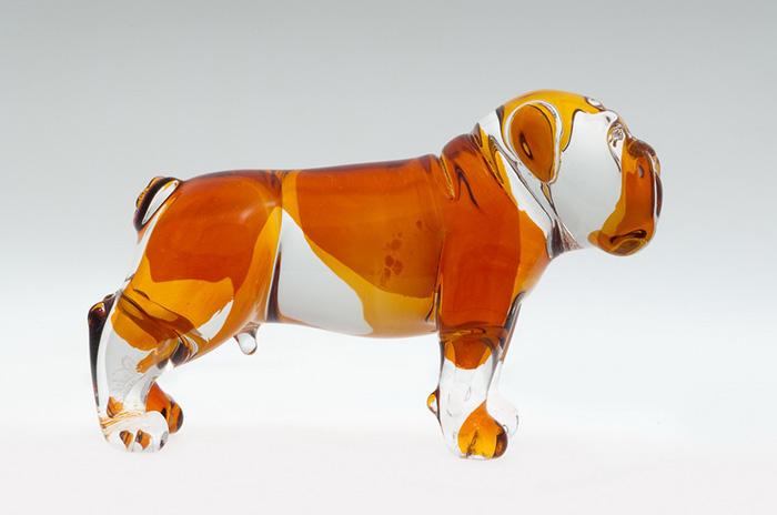 Glass Dudek - produktová fotografie