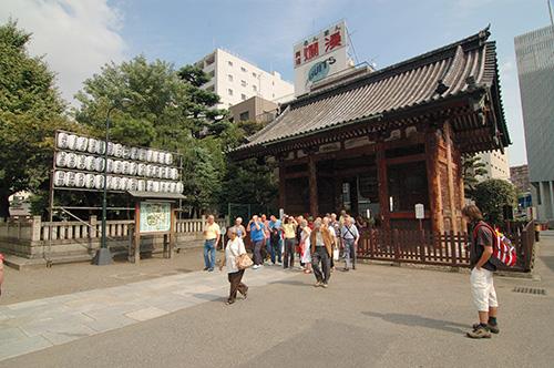 Japonsko - Tokio
