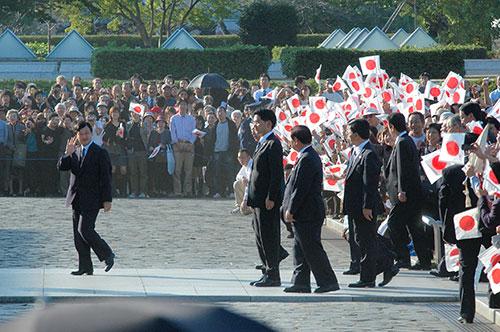 Japonsko - jeho výsost, císařský syn