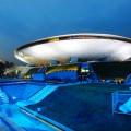 UFO přistálo v areálu EXPO :)