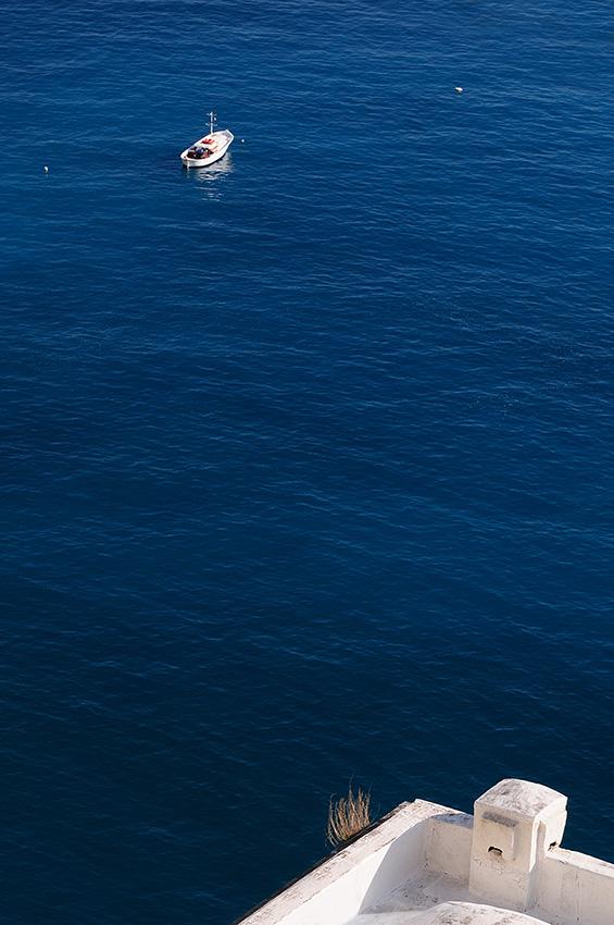 Positano, Itálie - středomořská idylka.