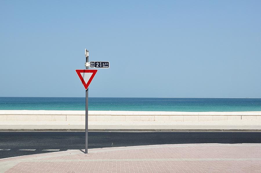 Tohle poměrně definuje Dubaj: je to tak nějak prázdno. Spíše ovšem jaksi duševně, než fyzicky.