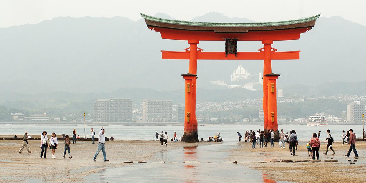 Japonsko 2006