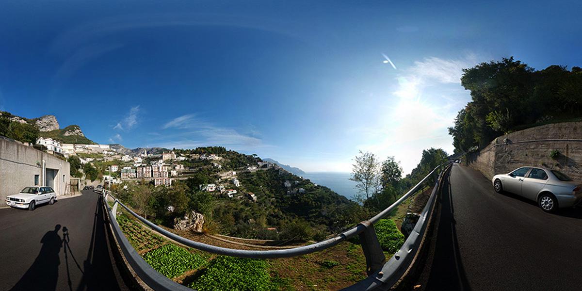 Amalfi panorama II