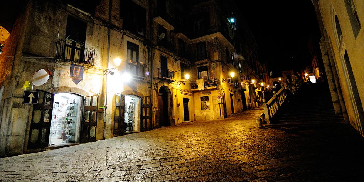 Salerno, Itálie