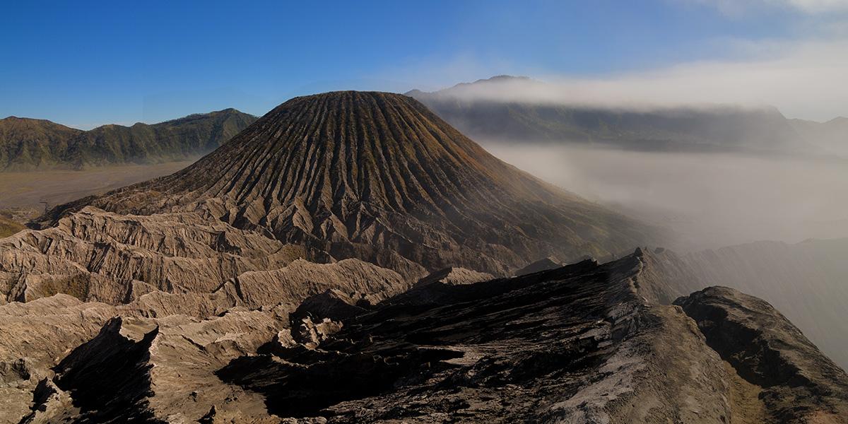 Indonésie panoramatická