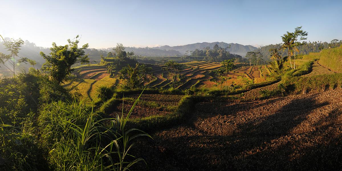 Indonésie panoramatická II