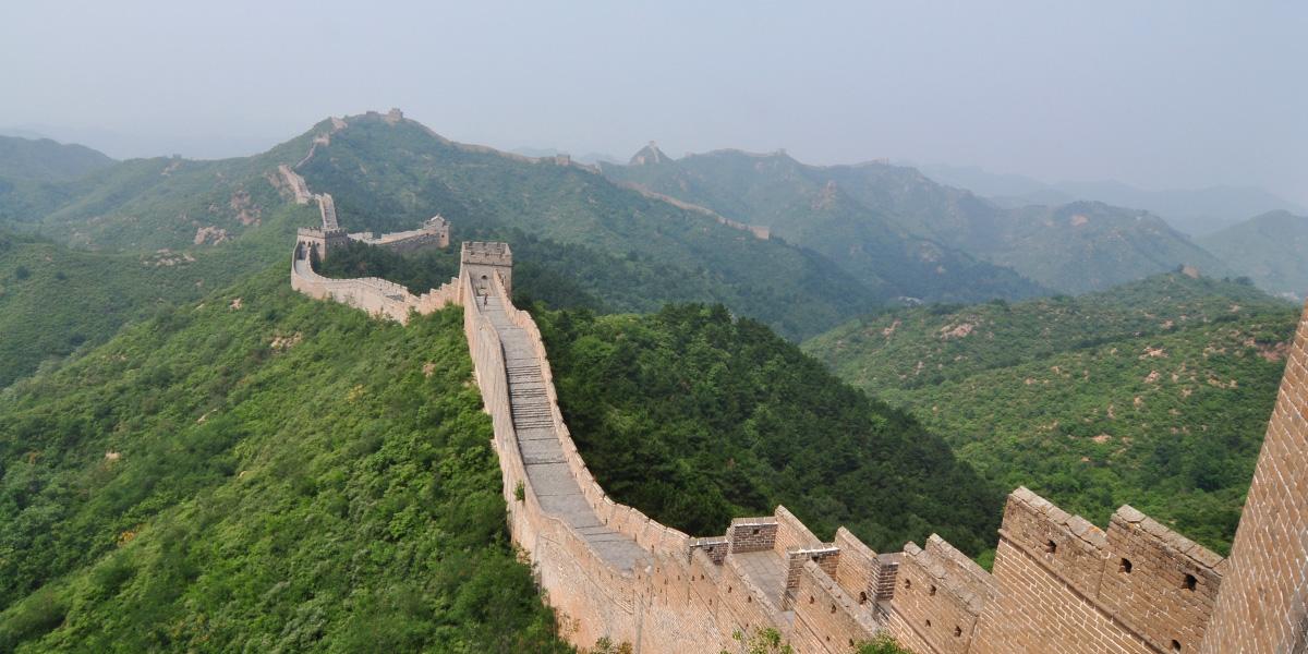 Peking je takový… jiný.