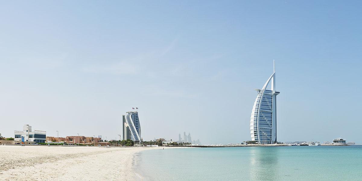 Dubaj krásná iošklivá II