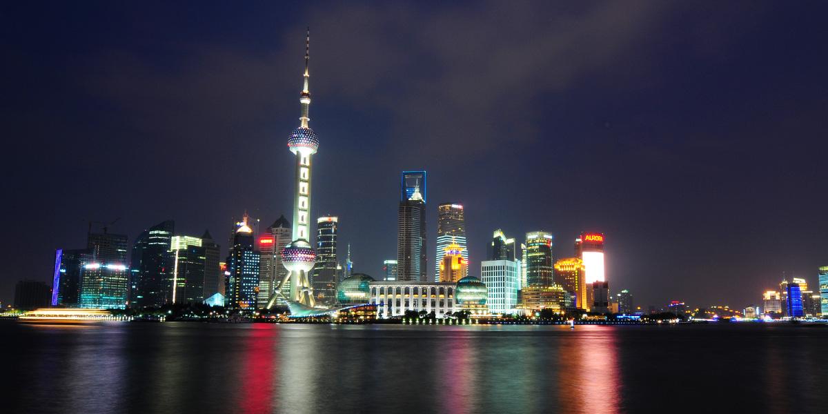Šanghaj… je taková jiná?