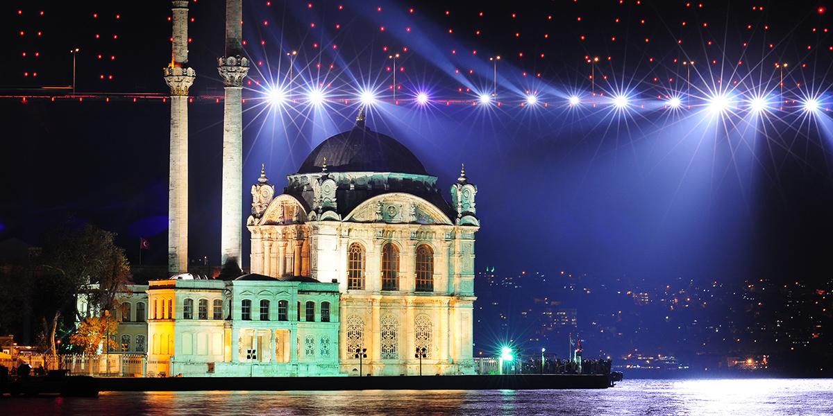 Mešita na rozhraní dvou světů