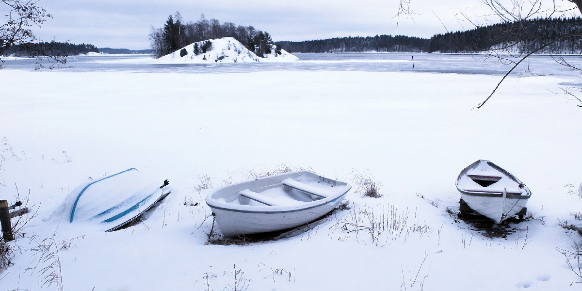 Pár dní ve Finsku