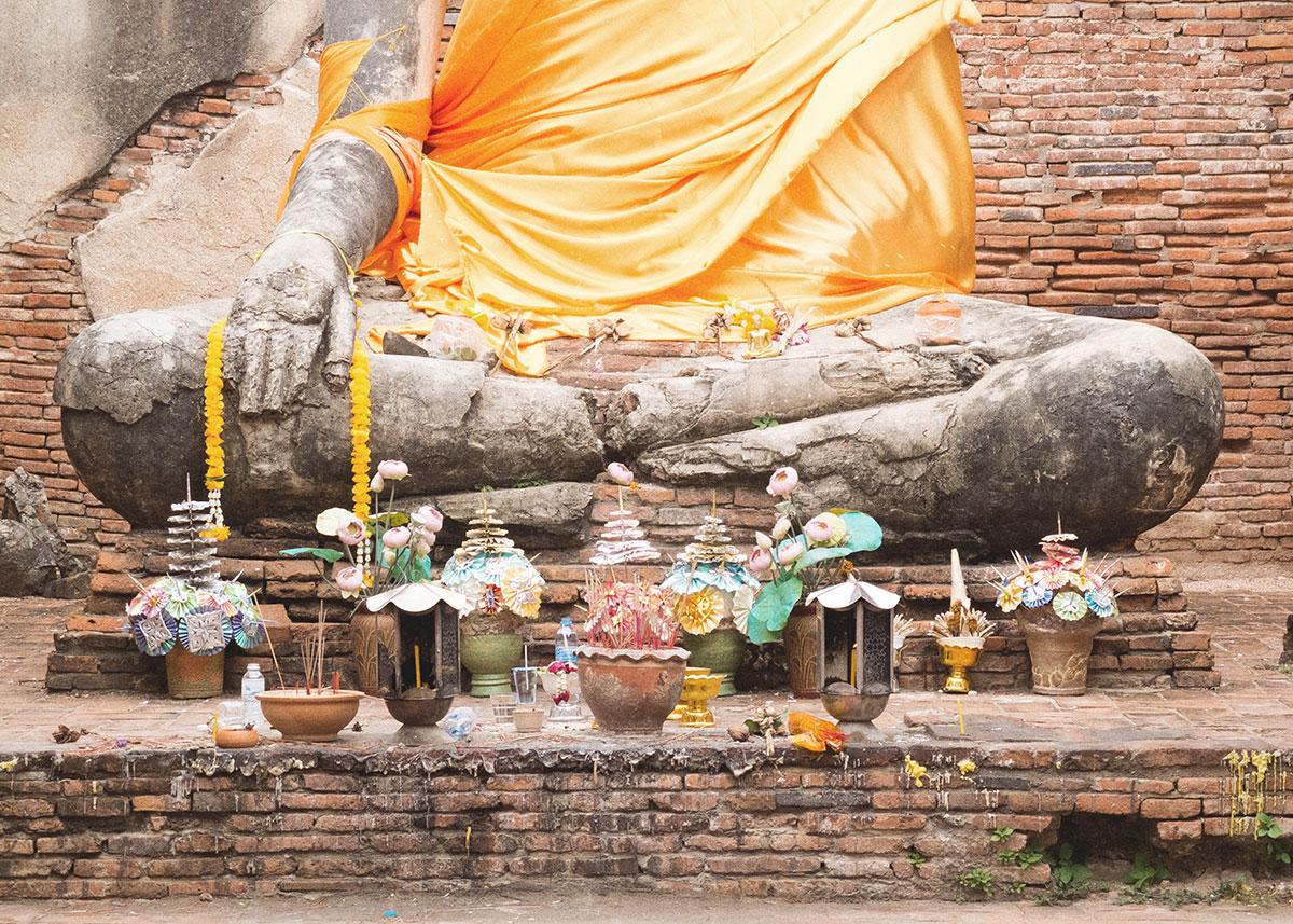 buddha, Thajsko